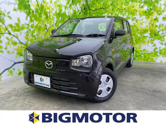 マツダ GL EBD付ABS/横滑り防止装置/アイドリングストップ/エアバッグ 運転席/エアバッグ 助手席/パワーウインドウ/パワーステアリング/FF/マニュアルエアコン シートヒーター