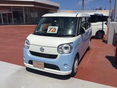 沖縄の中古車 ダイハツ ムーヴキャンバス 車両価格 152万円 リ済別 平成29年 7K W24 X B78