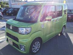 沖縄の中古車 ダイハツ ウェイク 車両価格 133万円 リ済別 平成29年 6K フレッシュグリーンM