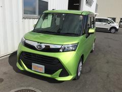 沖縄の中古車 ダイハツ トール 車両価格 163万円 リ済別 平成29年 0.5万K フレッシュグリーンM