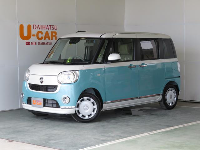 ダイハツ Gメイクアップ SAIII ツートンカラー 低走行車