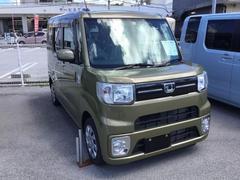 沖縄の中古車 ダイハツ ウェイク 車両価格 131万円 リ済別 平成29年 0.6万K オフビートカーキM