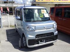 沖縄の中古車 ダイハツ ハイゼットキャディー 車両価格 119万円 リ済別 平成28年 1.1万K ブライトシルバーM