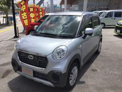 沖縄の中古車 ダイハツ キャスト 車両価格 120万円 リ済別 平成29年 0.6万K ブライトシルバーM