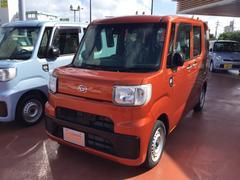 沖縄の中古車 ダイハツ ハイゼットキャディー 車両価格 118万円 リ済別 平成28年 1.1万K トニコオレンジM
