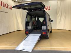 ハイゼットカーゴスローパーリヤレス仕様 補助シートツキ