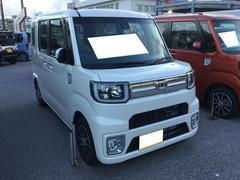 沖縄の中古車 ダイハツ ウェイク 車両価格 169万円 リ済別 平成29年 8K パールホワイト3