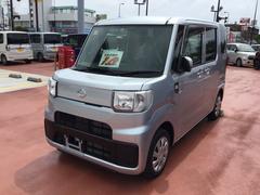 沖縄の中古車 ダイハツ ハイゼットキャディー 車両価格 119万円 リ済別 平成28年 1.3万K ブライトシルバーM