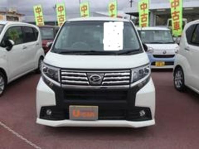 沖縄の中古車 ダイハツ ムーヴ 車両価格 152万円 リ済別 平成29年 0.6万km パールホワイト3