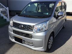 沖縄の中古車 ダイハツ ムーヴ 車両価格 116万円 リ済別 平成29年 0.4万K ブライトシルバーM