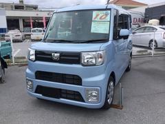 沖縄の中古車 ダイハツ ウェイク 車両価格 133万円 リ済別 平成30年 0.1万K ミストブルーマイカM