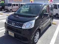 沖縄の中古車 ダイハツ ムーヴ 車両価格 121万円 リ済別 平成29年 0.9万K ブラックマイカM