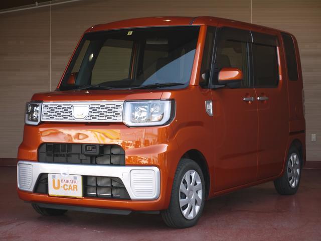 ダイハツ L SA LEDヘッドライト スマートキー 4WD