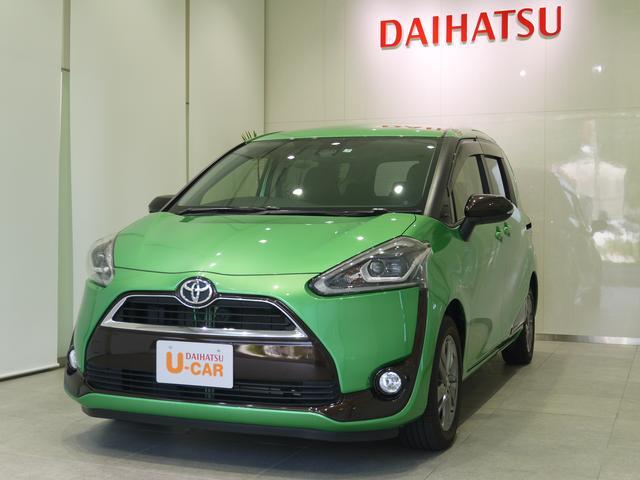 トヨタ G 地デジナビ バックカメラ セーフティセンス LEDライト