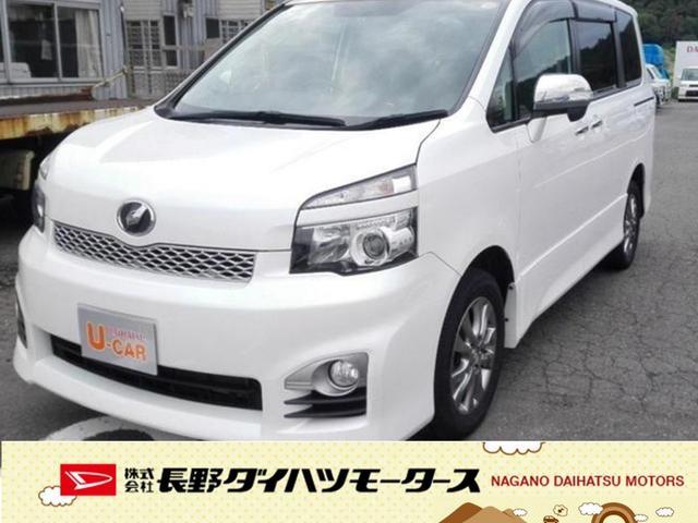 トヨタ ZS 煌 4WD 8人乗 ナビTV プッシュスタート