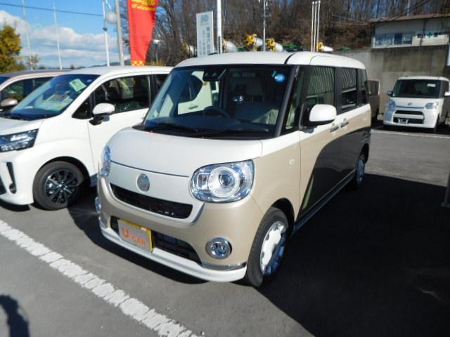 ダイハツ Gメイクアップ SAIII 4WD