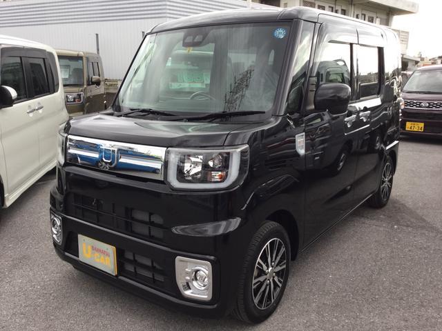 沖縄県の中古車ならウェイク GターボSAIII