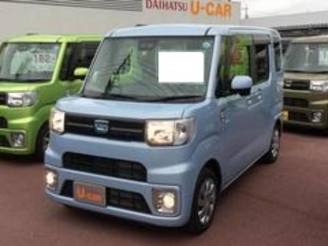 沖縄の中古車 ダイハツ ウェイク 車両価格 139万円 リ済別 平成30年 0.3万km ミストブルーマイカM
