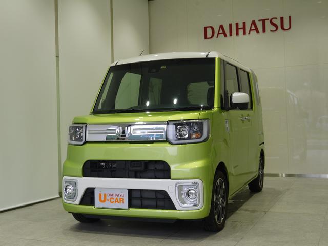 ダイハツ Gターボ レジャーエディションSA2 4WD 両側Pスライド