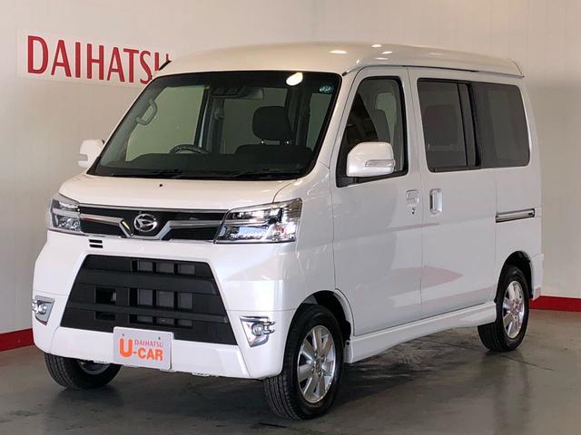 ダイハツ カスタムターボRSリミテッド SAIII 4WD