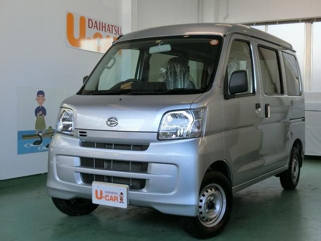 ダイハツ DX 4WD AT車