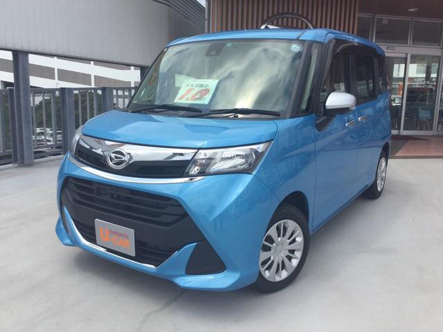 沖縄県の中古車ならトール G SAII パノラマモニター 9インチナビ クルコン