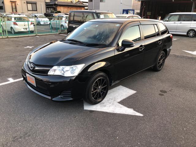 トヨタ 1.5G トヨタ純正フルセグナビ&バックモニター 社外アルミ