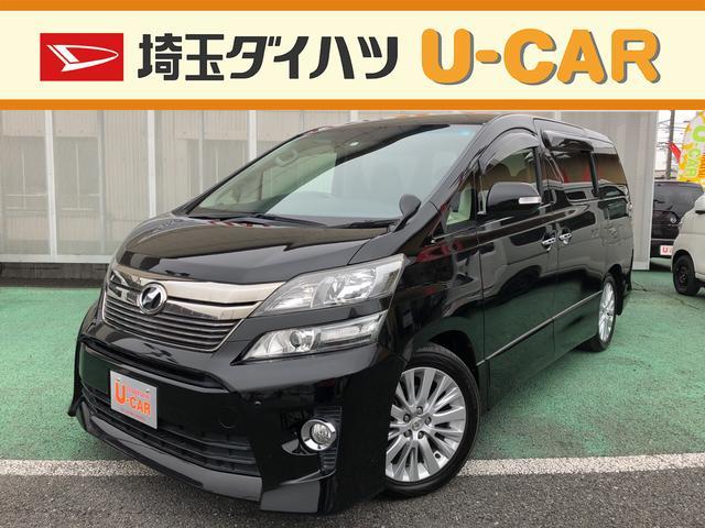トヨタ 2.4Z Gエディション ナビ・後席モニター・バックモニター