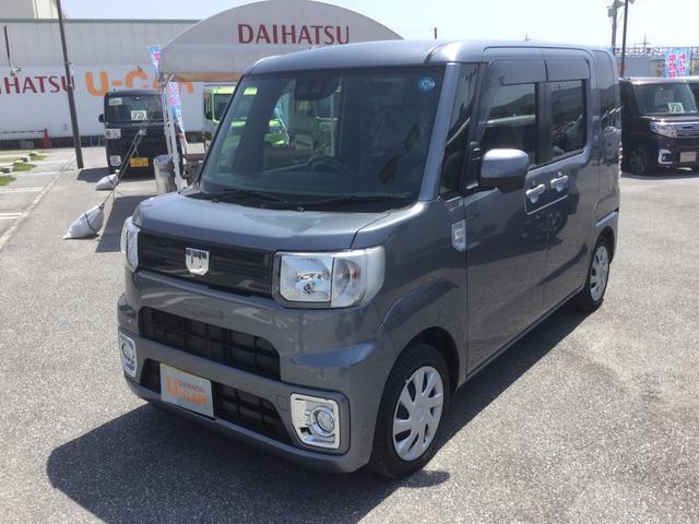 沖縄の中古車 ダイハツ ウェイク 車両価格 140万円 リ済別 平成30年 0.1万km タングステングレーM