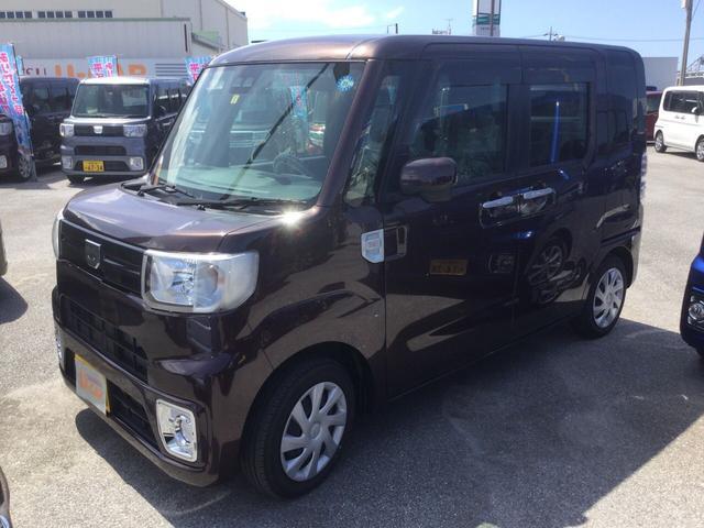 沖縄県の中古車ならウェイク D SAIII