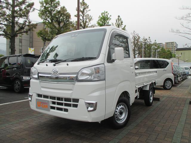 ダイハツ エクストラSAIIIt 4WD H/L切替 作業灯 フォグ付