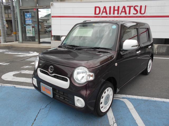 ダイハツ ミラココア ココアX CD付き (車検整備付)