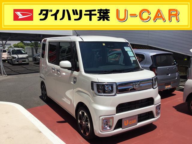 ダイハツ Gターボ レジャーエディションSAIII 試乗車