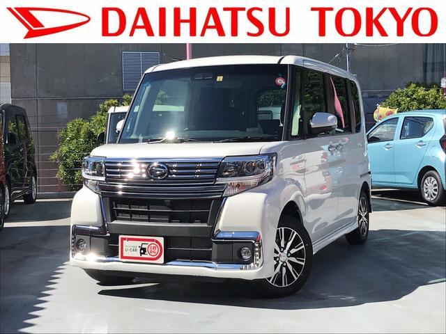 ダイハツ カスタムX トップエディションリミテッドSAIII試乗車