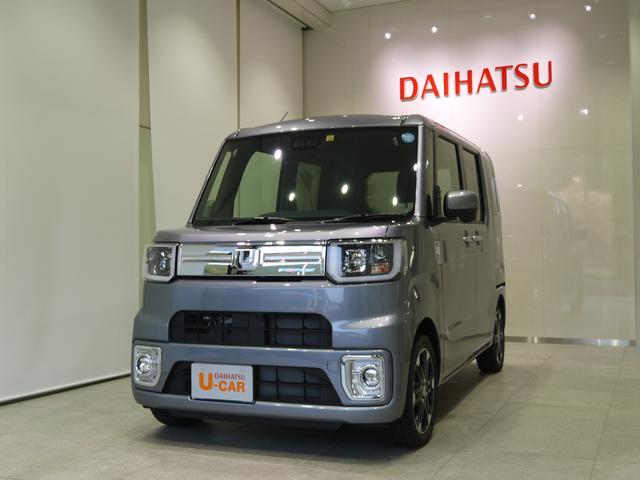 ダイハツ GターボリミテッドSA3 LEDヘッドライト 届出済未使用車