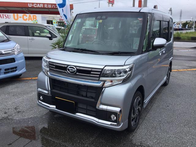 沖縄県の中古車ならタント カスタムRS トップエディションVS SAIII