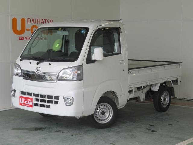 ダイハツ EXT・4WD車・4AT・荷台作業灯・テールゲートチェーン付