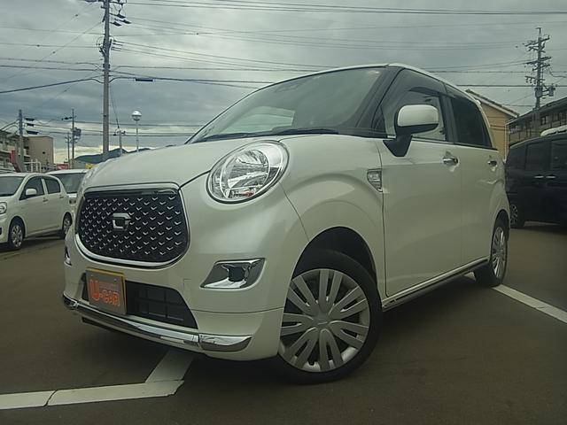 ダイハツ スタイルX リミテッド SAIII 4WD CVT CD