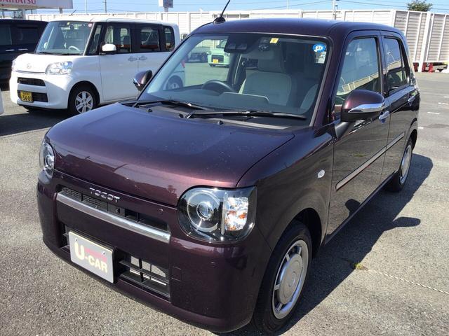 「ダイハツ」「ミラトコット」「軽自動車」「福島県」の中古車