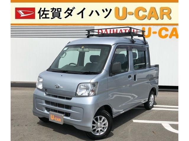 「ダイハツ」「ハイゼットカーゴ」「軽自動車」「佐賀県」の中古車
