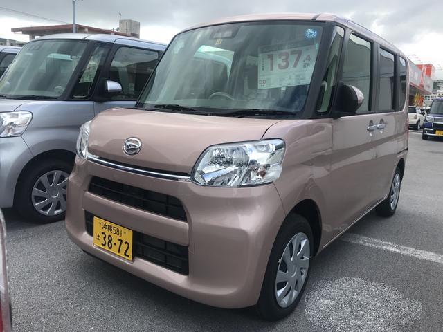 沖縄県の中古車ならタント LリミテッドSAIII