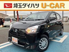 ミライースL SAIII・走行1197キロ・デモカーUP車