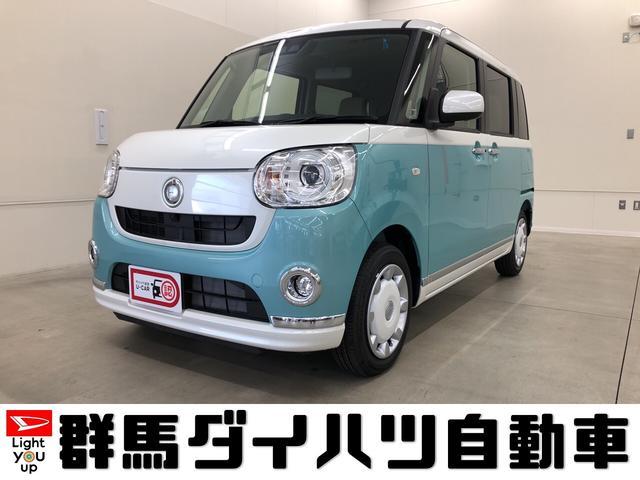 ダイハツ Gメイクアップリミテッド SAIII 4WD パノラマM付