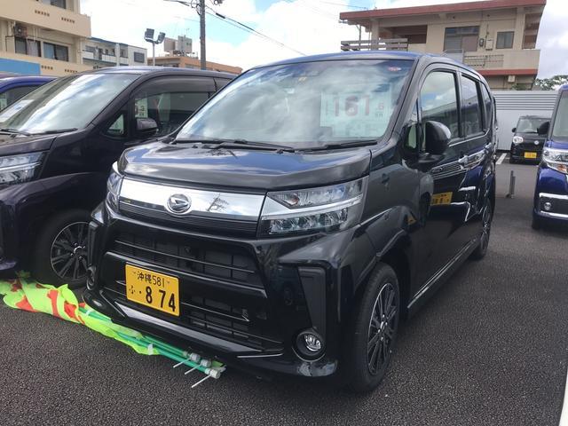 沖縄県沖縄市の中古車ならムーヴ カスタム XリミテッドII SAIII