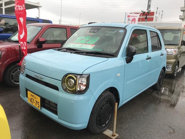 沖縄県名護市の中古車ならミラトコット G SAIII