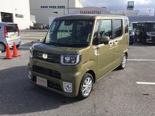 沖縄県の中古車ならウェイク LリミテッドSAIII