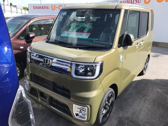 沖縄県名護市の中古車ならウェイク GターボリミテッドSAIII