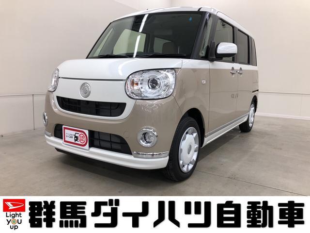 ダイハツ Gメイクアップリミテッド SAIII 4WD パノラマモニタ
