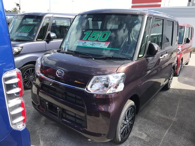 沖縄県の中古車ならタント X VS SAIII