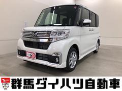 タントカスタムX SAIII 4WD シートヒーター付